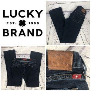 Lucky Brand Women's Leyla Boot Cut Denim Jeans